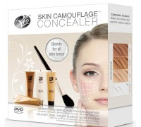 RIO профессиональный набор для камуфляжа кожи - CAMO2