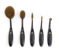 RIO профессиональный набор кистей для макияжа - BROM