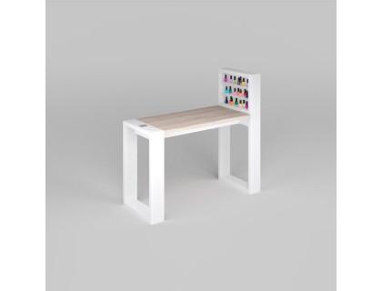Стол Matrix маникюрный с подставкой для лаков