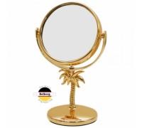 Зеркало косметическое Belberg BZ-09 (с 5-ти кратным увеличением) Пальма