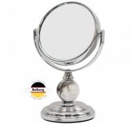 Зеркало косметическое Belberg BZ-10 (с 5-ти кратным увеличением) Шар
