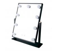 Зеркало настольное uLike Maestro с подсветкой профессиональное GESS-805 maestro