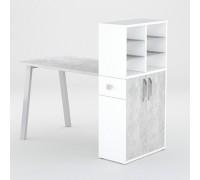 Маникюрный стол FORMIX (12889) Ателье Светлый / Белый снег