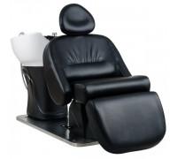 Мойка парикмахерская SD-32855, 1 мотор (черный)