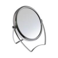 Зеркало BIC-0282B-2 настольное круглое 2-стороннее 5-кр. увеличение d=12 см (195451)