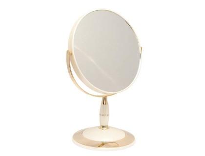 Зеркало настольное с кристаллами WPearl&Gold 53813