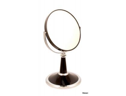 Зеркало настольное косметическое Weisen Black 53279