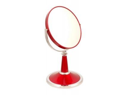 Зеркало настольное косметическое Weisen Red 53280
