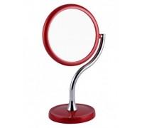 Зеркало настольное косметическое 54213 ST-465 RED