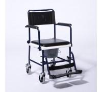 Кресло-каталка с санитарным оснащением Vermeiren 139B (Vermeiren NV, Бельгия)