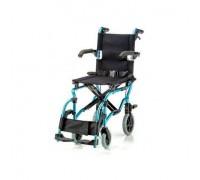 Кресло-коляска детская LY-800-K2 (шир. сид. 35, 38 см) колеса PVC, цвет синий