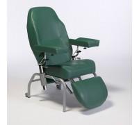 Кресло-стул повышенной комфортности Normandie на колесах (74 см)