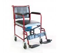 Кресло-каталка Оптим FS692-45 с санитарным устройством