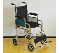 Кресло-каталка Мега-Оптим PR6022-DF (ширина 46 см)