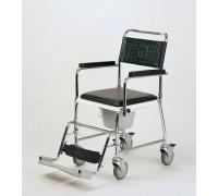 Кресло-каталка с санитарным оснащением MEYRA 2.176 HCDA (ширина 43 см)