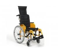 Кресло-коляска механическая детская с приводом от обода колеса Eclips X4 kids 90°