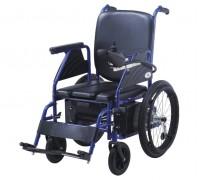 Кресло-коляска инвалидная с электроприводом LY-EB103-119 с санитарным устройством