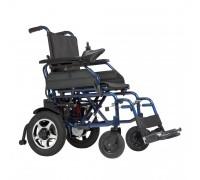 Кресло-коляска с электроприводом Ortonica Pulse 110 черная