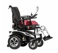 Кресло-коляска с электроприводом Ortonica Pulse 340 16 (40,5 см) с зеркалом заднего вида