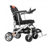 Кресло-коляска с электроприводом Ortonica Pulse 650 легкая складная