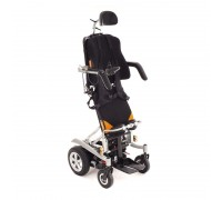 Кресло-коляска электр. с вертикализатором MET Power (Vertic) (16720) Super Trio MT-30