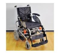 Кресло-коляска инвалидное с электроприводом PR123-43