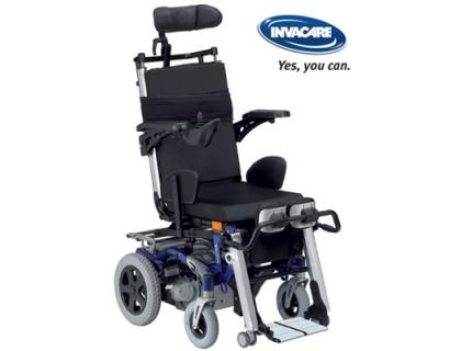 Инвалидная кресло-коляска с электроприводом Dragon Invacare