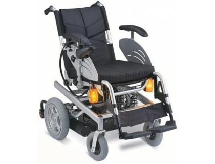 Кресло-коляска с электроприводом Оптим FS123-43 (36В)