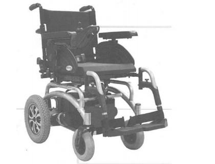 Кресло-коляска инвалидная электрическая LY-ЕВ103-650