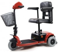 Кресло-коляска электрическая Titan LY-103-125