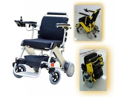 Кресло-коляска инвалидная с электроприводом FS127 (LK36B)