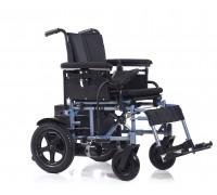 Кресло-коляска электрическая Ortonica Pulse 120 PP (ширина 40,5, 43, 45,5, 48, 50,5, 53, 56 см)