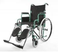 Кресло-коляска Симс 1618С0304SPU (пневматические задние колеса)
