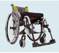 Кресло-коляска Отто Бокк Мотус (цвет обшивки: черный)