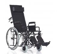 Кресло-коляска Ortonica BASE 155 UU (ширина 16, 17, 18, 19 дюймов)