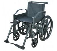 Кресло-каталка с санитарным оснащ. (ММ)  FS902C (МК-СО12/43)  ширина сидения 43см