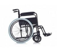 Кресло-коляска Ortonica BASE 100 17PU с опорой для голени (ширина сиденья 43см)