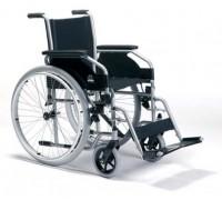 Кресло-коляска Vermeiren 708D литые колеса (ширина 44-46 см)