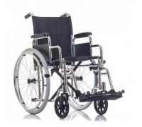 Кресло-коляска Ortonica BASE 130 UU хром.рама