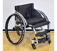 Кресло-коляска для танцев с пневм. задними колесами Оптим FS755L (ширина 30-40 см)