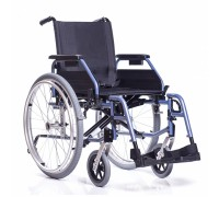 """Кресло-коляска Ortonica BASE 195 18""""PU (шир.сид. 46 см), с системой управления одной рукой"""