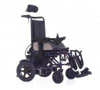 Кресло-коляска с электроприв. Ortonica PULSE 170 с регулир.подножками и подголовн