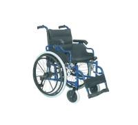 Кресло-коляска инвалидная LY-250-095645-H (ширина сиденья 46) для управл. одной рукой