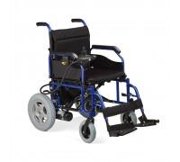 Кресло-коляска Армед FS111A с электродвигателем (пневмо задние колеса, литые передние)