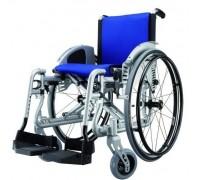 Кресло-коляска Титан активного типа LY-710-1611 со складной рамой Revolution R2