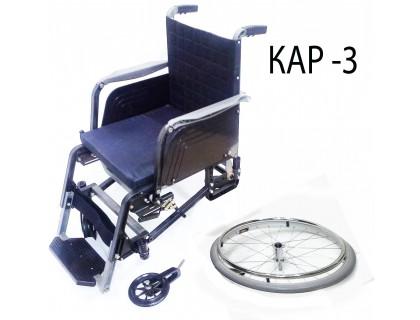 Кресло-коляска Инк КАР-3 пассивного типа для взрослых