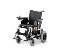 Кресло-коляска электр. MEYRA 9.500 CLOU (шир. сиденья 43 см) ELITE, рама-серебро