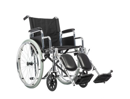 Кресло-коляска Ortonica BASE 135 UU (цельнолитые шины)