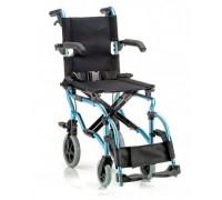Кресло-каталка детская LY-800-800-K2, цвет синий