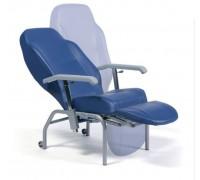 Кресло-стул повышенной комфортности Normandie с санит. оснащением (74 см)
